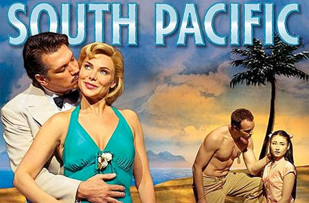 SouthPacific Promo Poster
